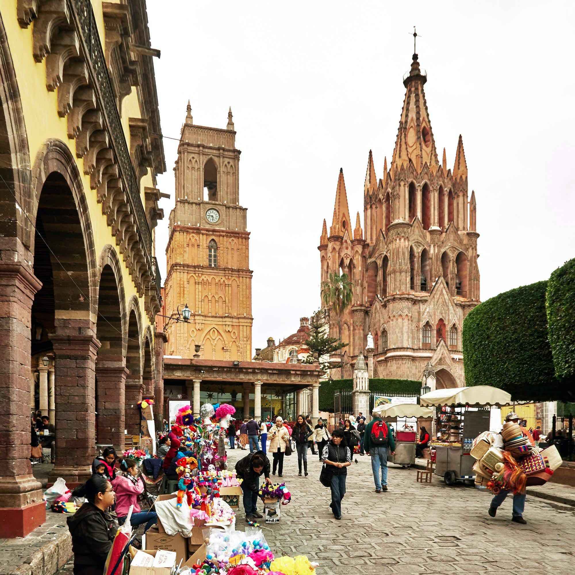 San Miguel de Allende named American Culture Capital for 2019