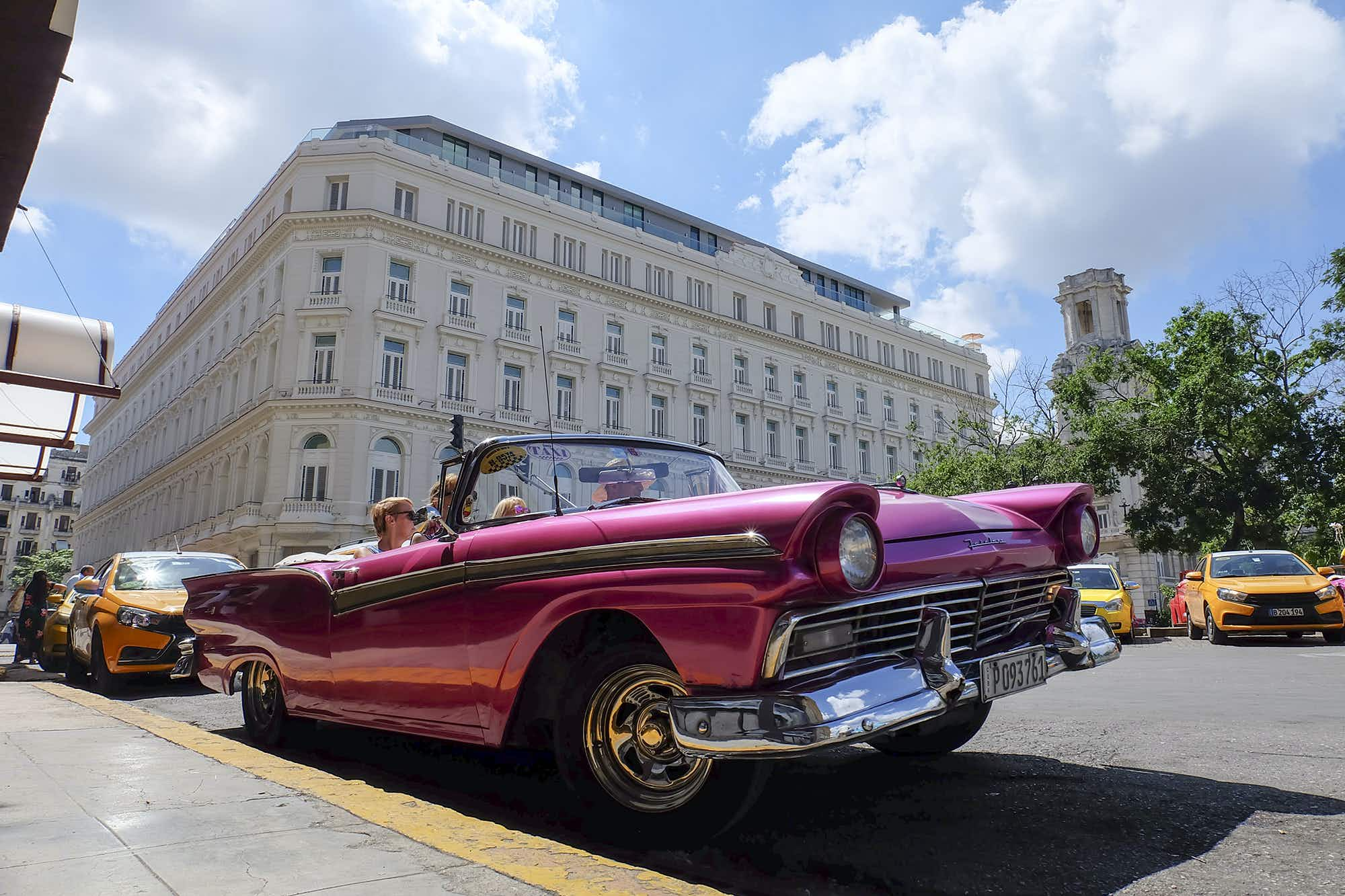 The US State Department upgrades Cuba travel advisory