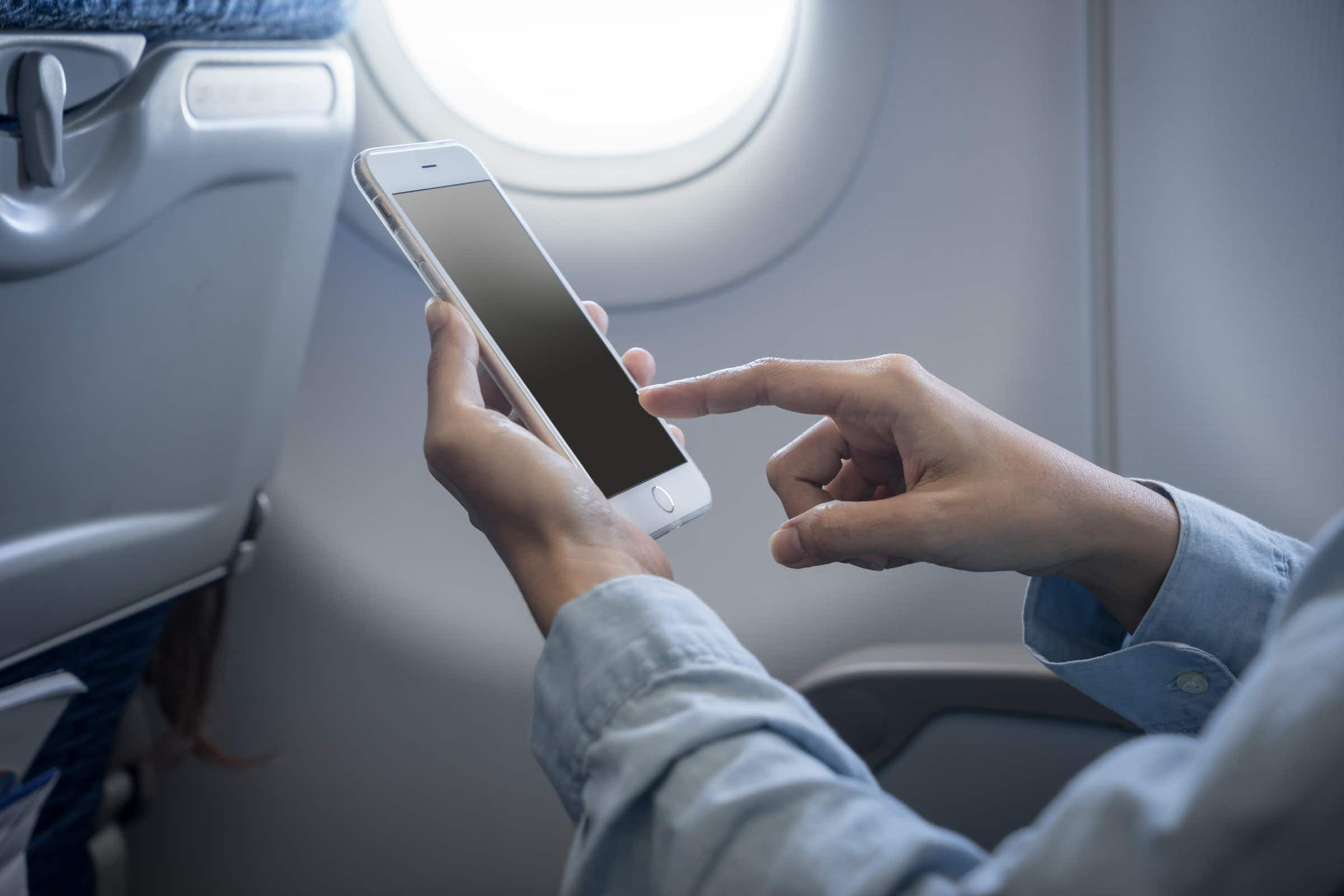This airline is supplying a meditation app on flights to help passengers chill out