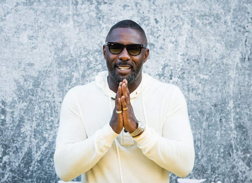 Idris Elba is opening up a new cocktail bar in London
