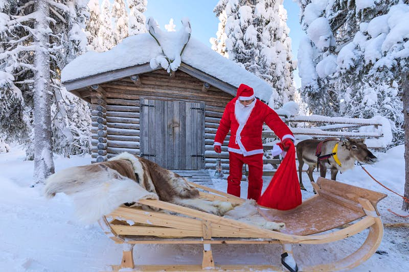 Santa is looking for new elves to help in Lapland - Lonely Planet