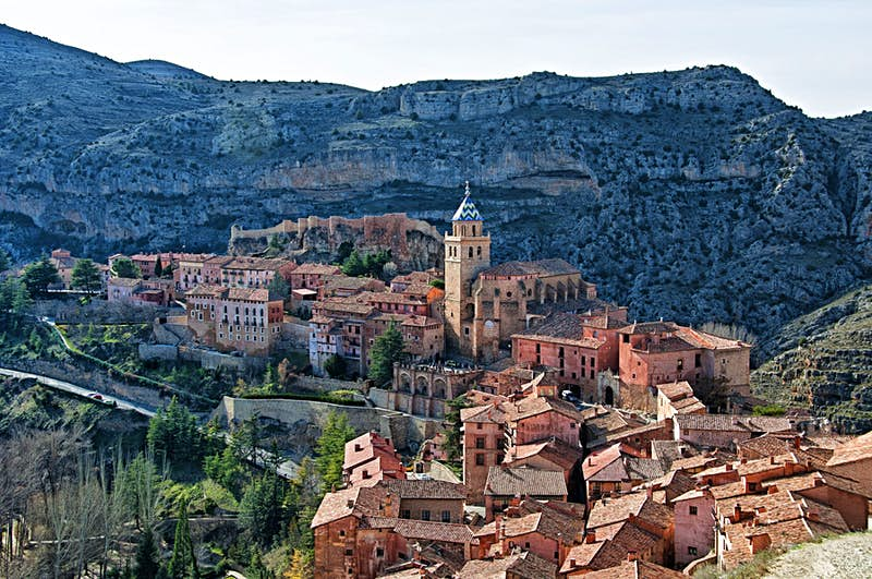 These are the most beautiful towns in Spain according to the Spanish themselves