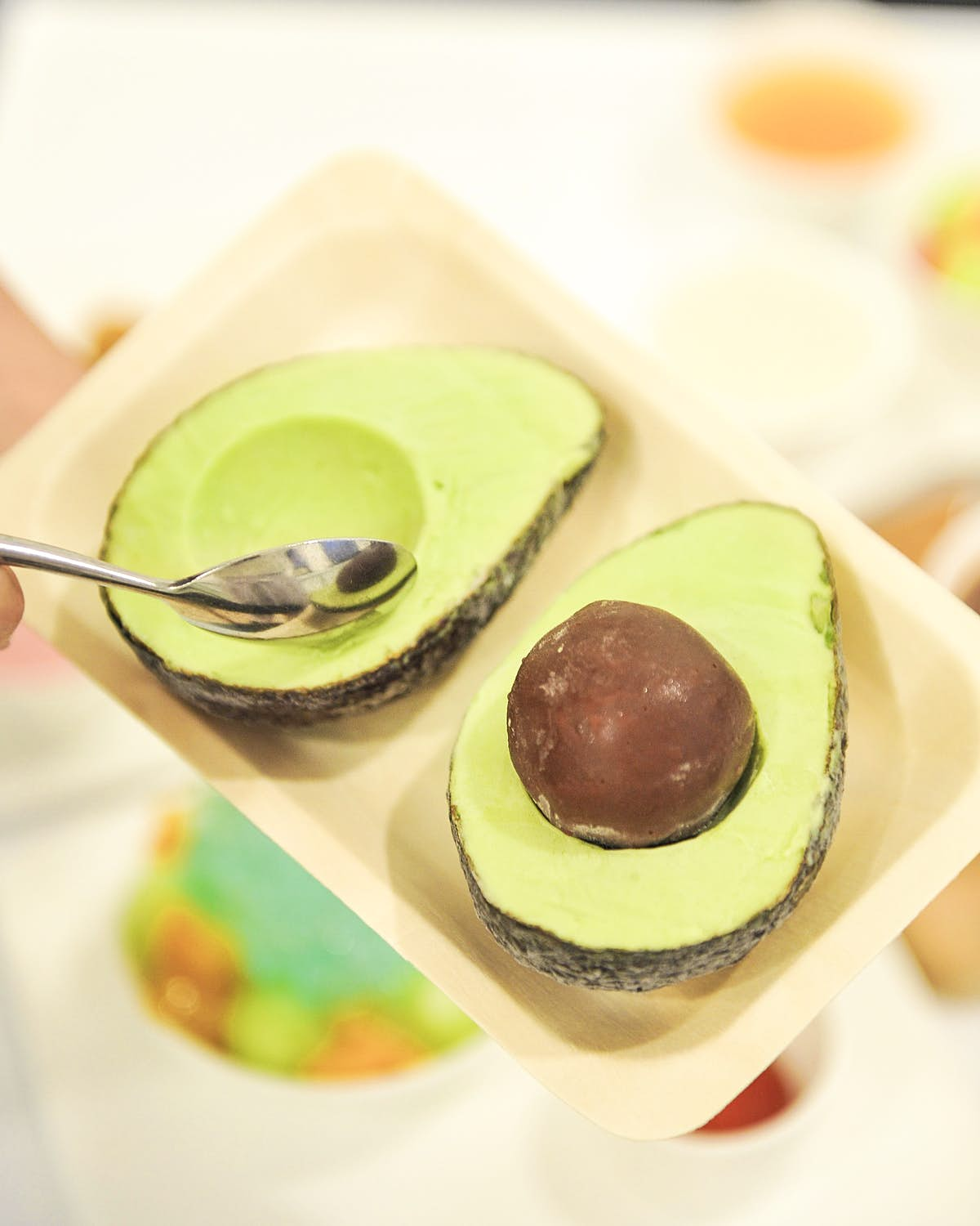 Melbourne takes avocado out of brunch and into dessert