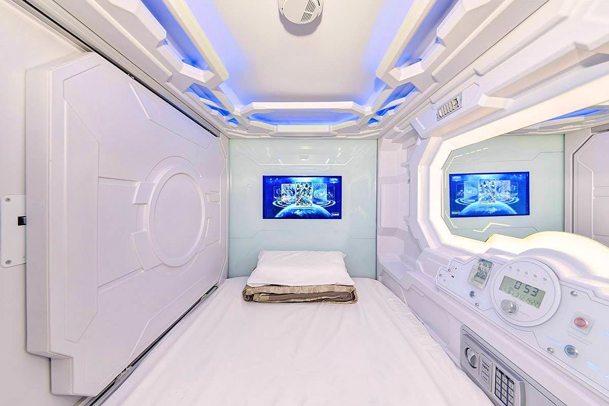 Switzerland is about to get its first affordable capsule hotel