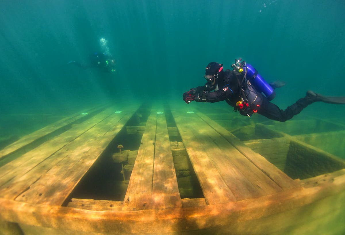 Explore Lake Tahoe's new underwater heritage trail - Lonely Planet
