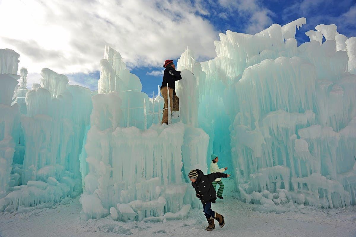 Winter escapes cover image