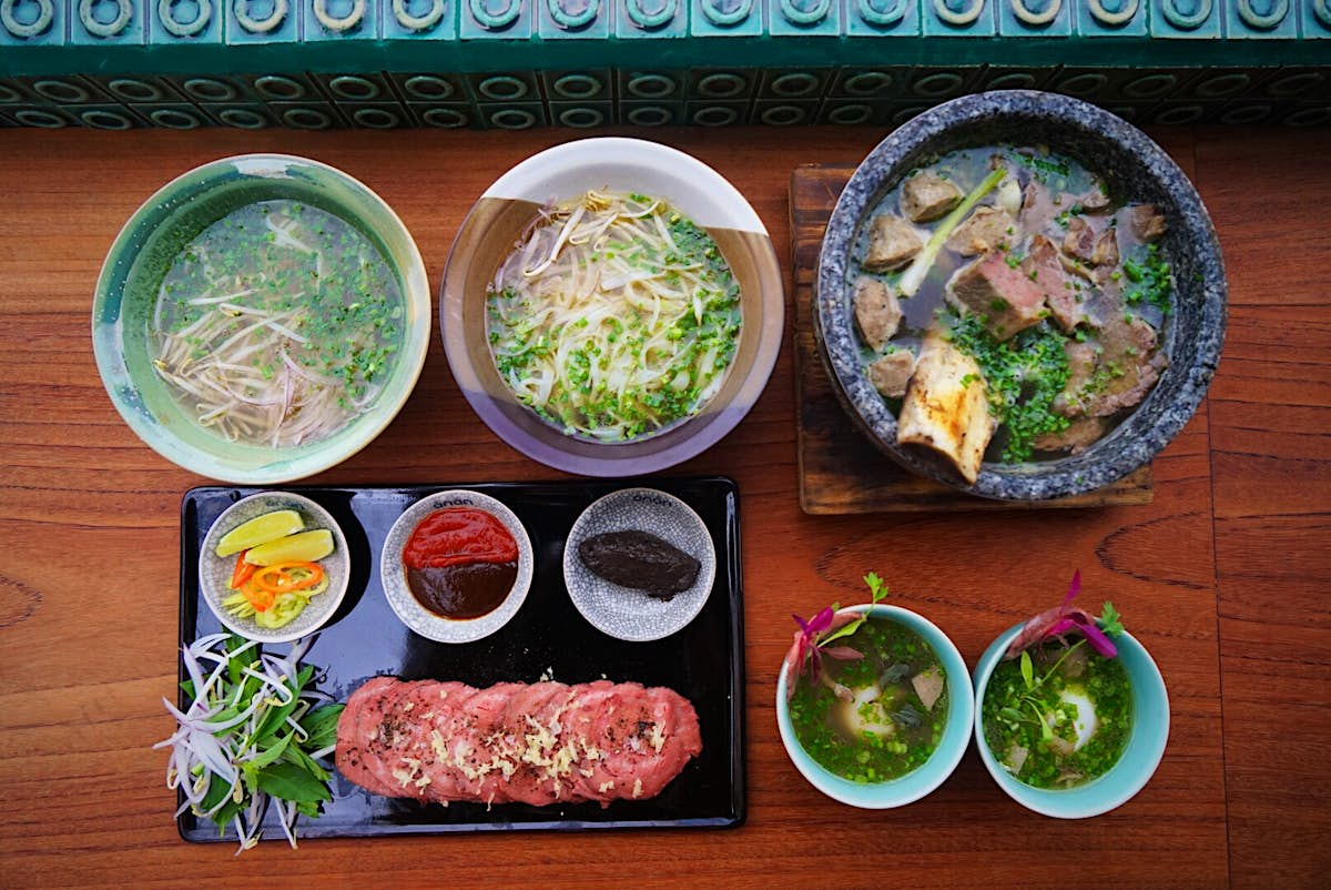 Old flavours of Saigon get a modern twist at this Ho Chi Minh City dining bar