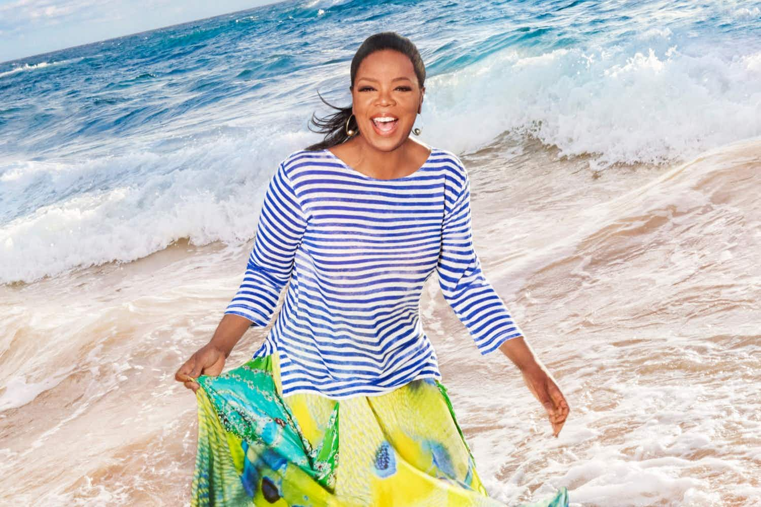 Set sail on an inspirational women's cruise with Oprah