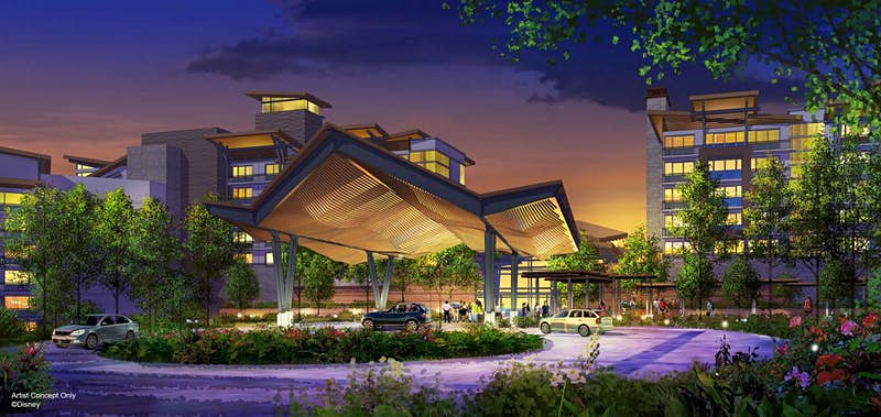 Outdoor fans will love this new nature-inspired Disney resort opening in 2022