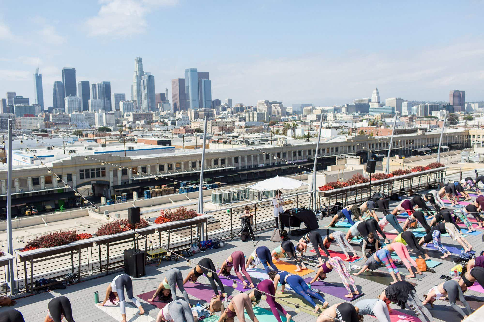 This chic LA hub is where to go for fashion, wellness and food
