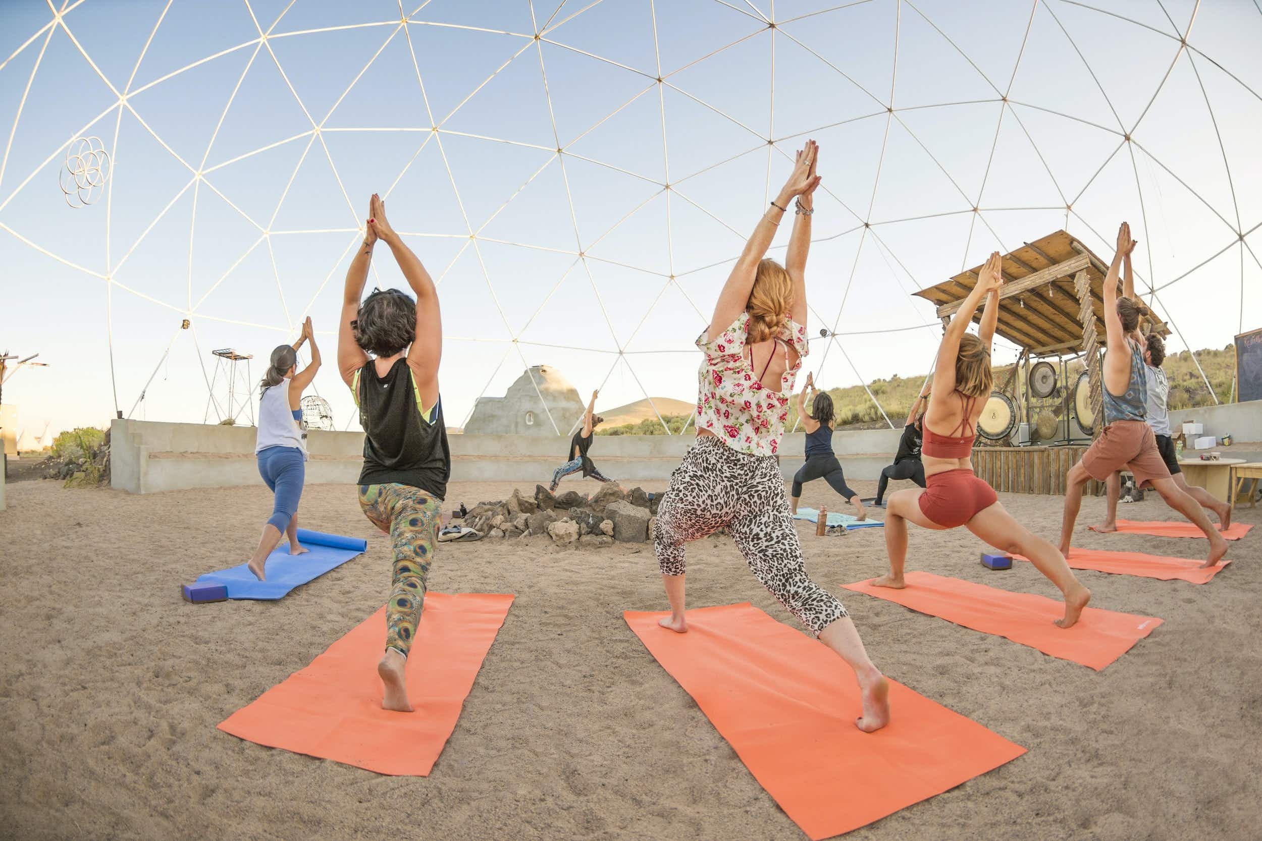 Welcome the New Year at a wellness festival in Oaxaca's ancient valley