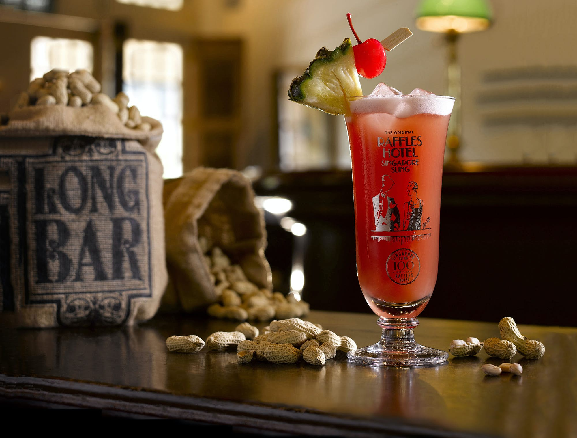 Sip An Iconic Singapore Sling Where It All Started Lonely Planet