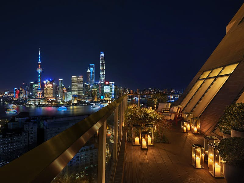 Travel News - The Shanghai EDITION Rooftop_Credit Nikolas Koenig