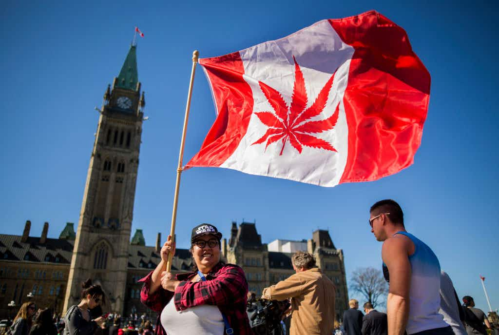 Canada is running out of cannabis just weeks after legalisation