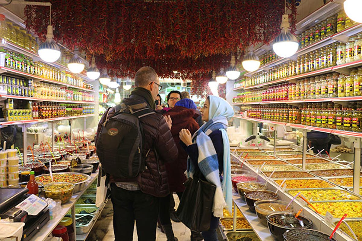 Cook and eat your way around Iran on a Persian food tour