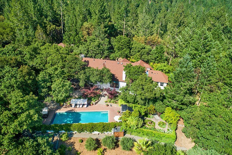 You can buy Robert Redford's Napa Valley home complete with art studio for $7.5m - Lonely Planet