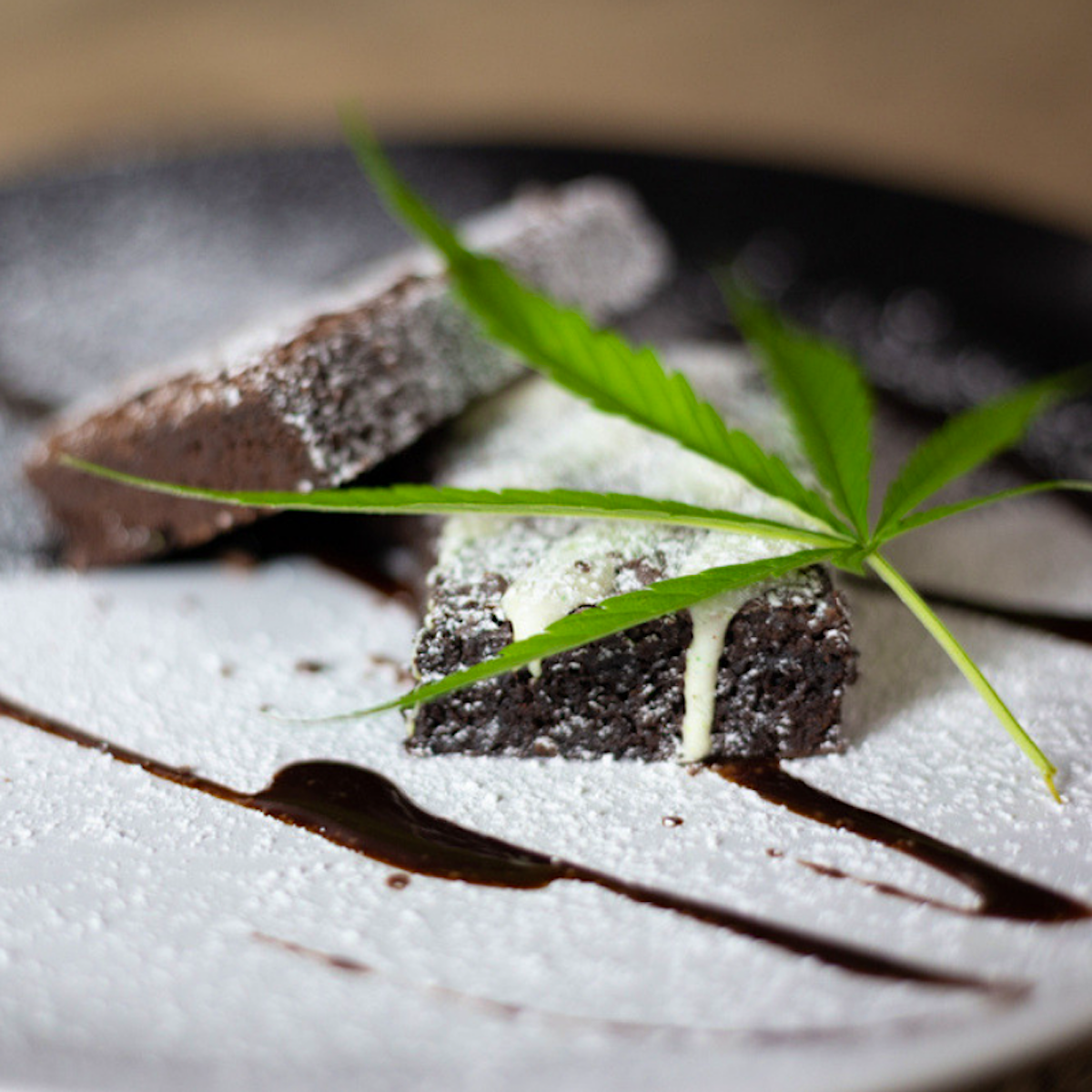 A cannabis-infused vegetarian restaurant is set to open in Brighton