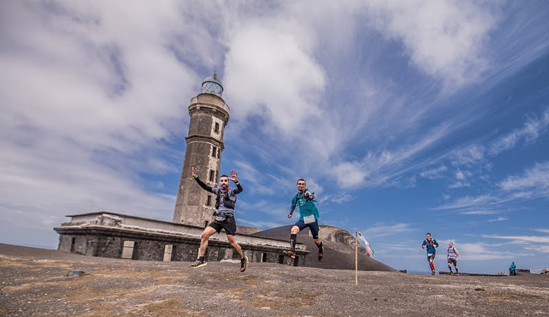 Are you ready for an extreme all-terrain run around Flores Island in the Azores?