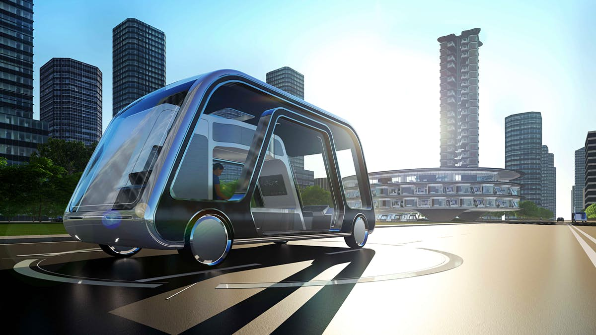 Self-driving hotel suites could dramatically change the way we travel
