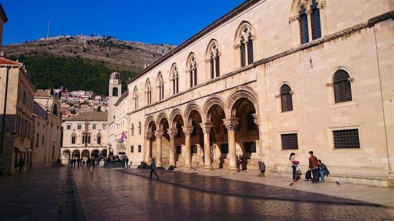 Dubrovnik is rewarding off-season visitors with freebies