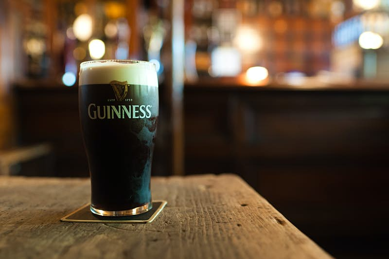 Meet the man on a mission to find the best pint of Guinness in Ireland