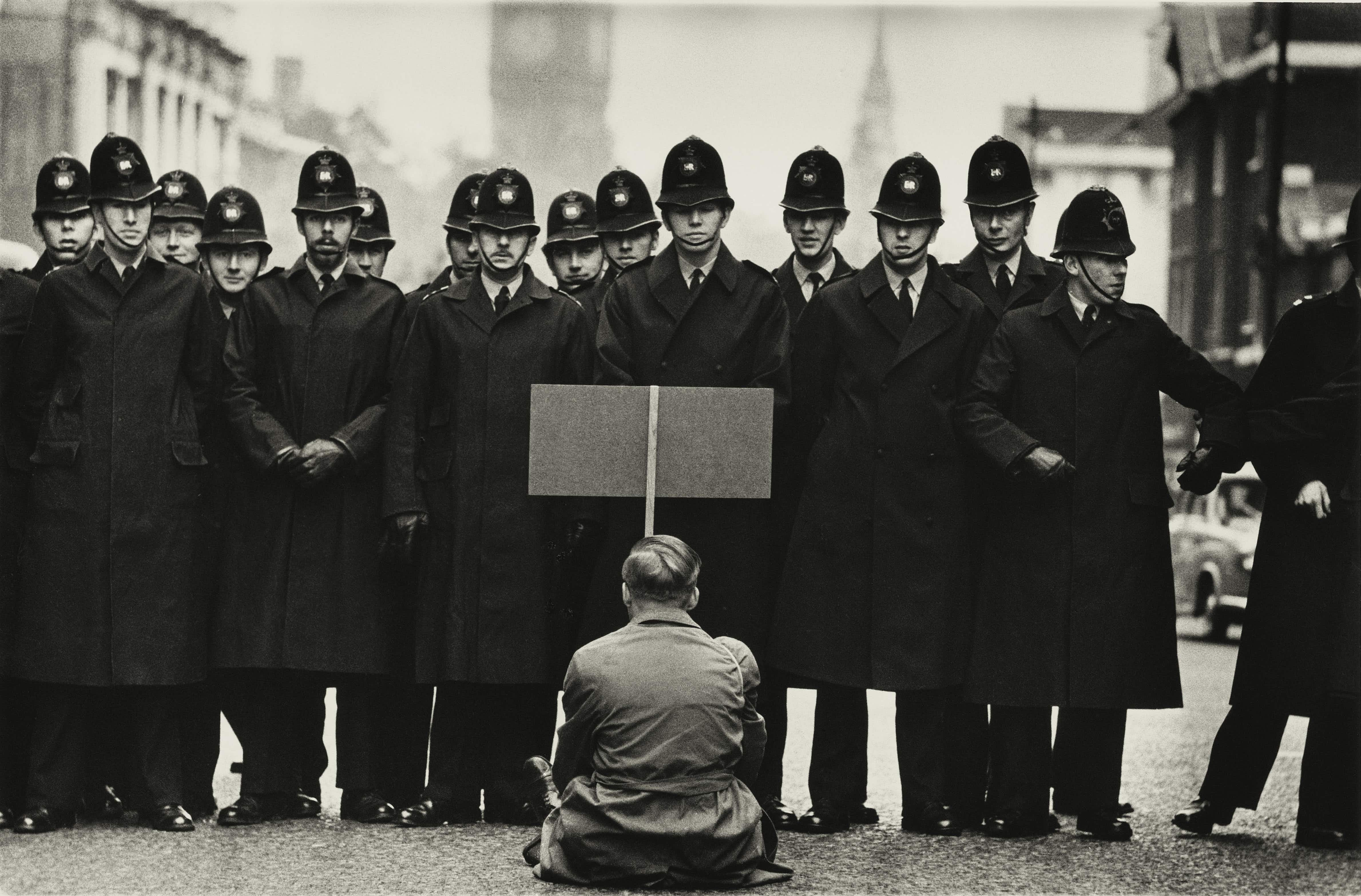 Legendary photojournalist Don McCullin to be celebrated at Tate Britain