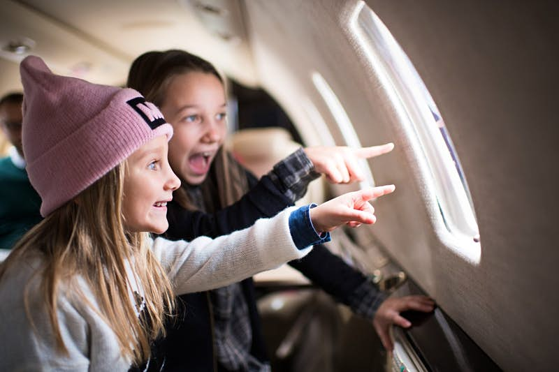 The days of airlines splitting families up on flights may be over in the UK