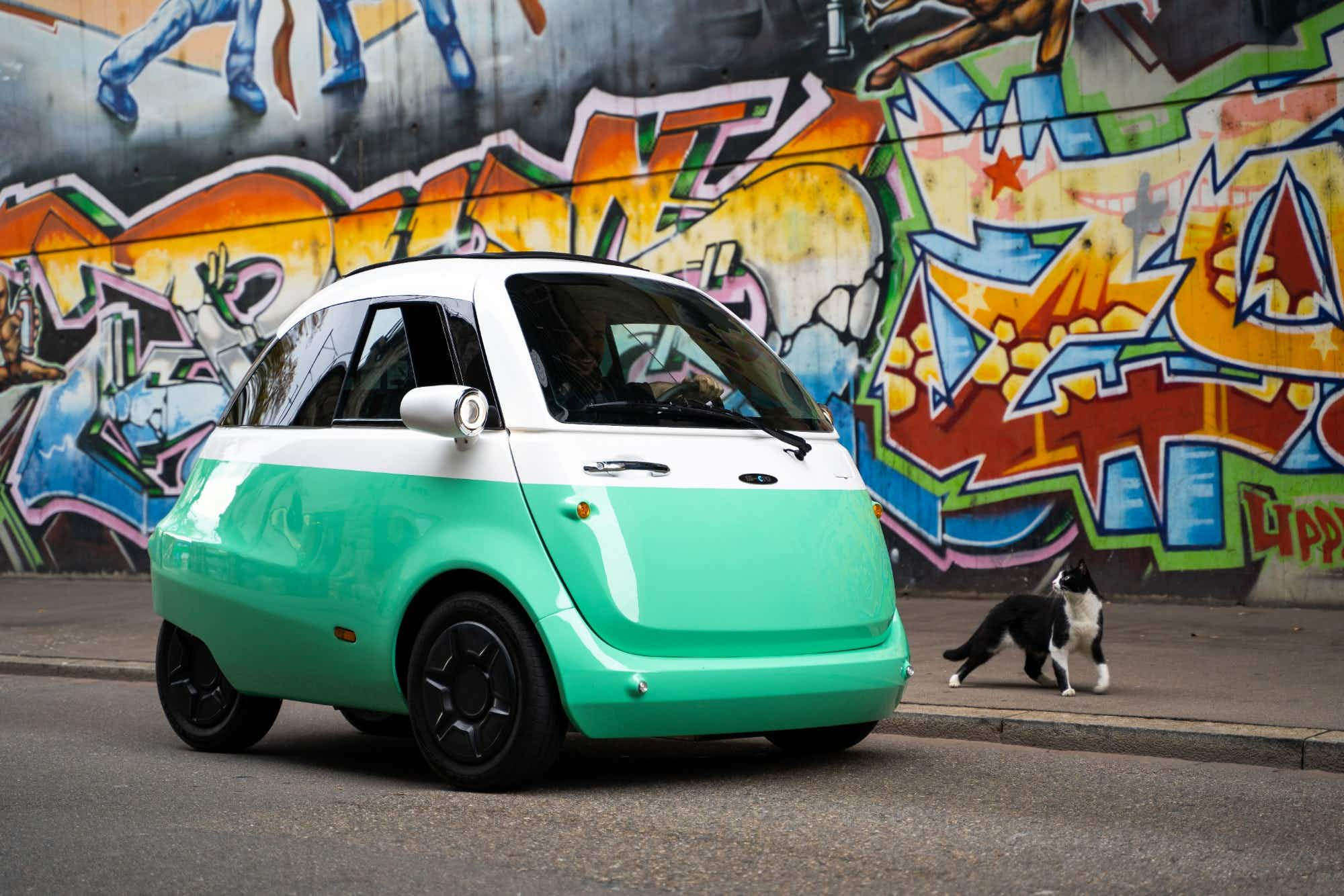 The futuristic electric vehicles set to revolutionise Zürich's traffic