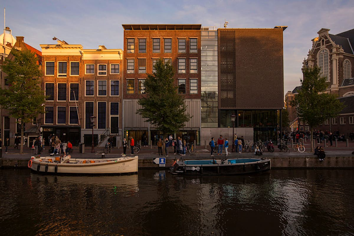 The renewed Anne Frank House wants to bring history to a new generation