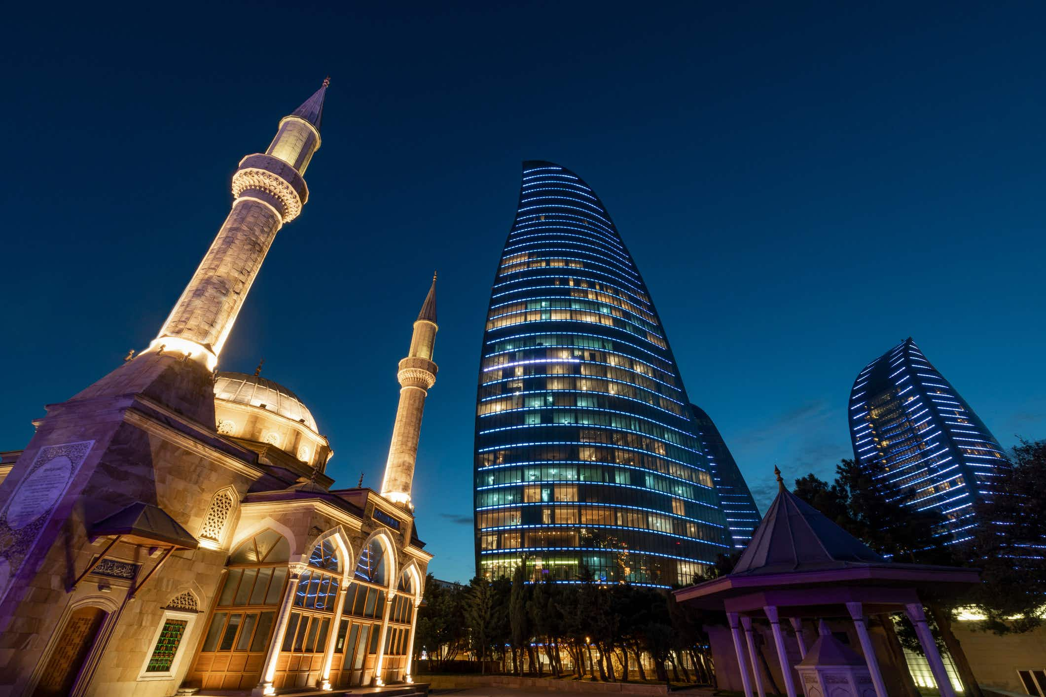 "Why Azerbaijan is asking tourists to ""take another look"""