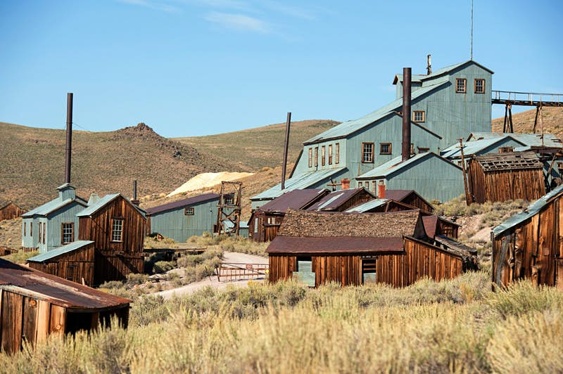 Travellers are flocking to these ghost towns and abandoned places - Lonely Planet