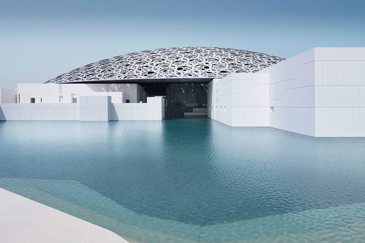 The Louvre Abu Dhabi sees one million visitors in its first year