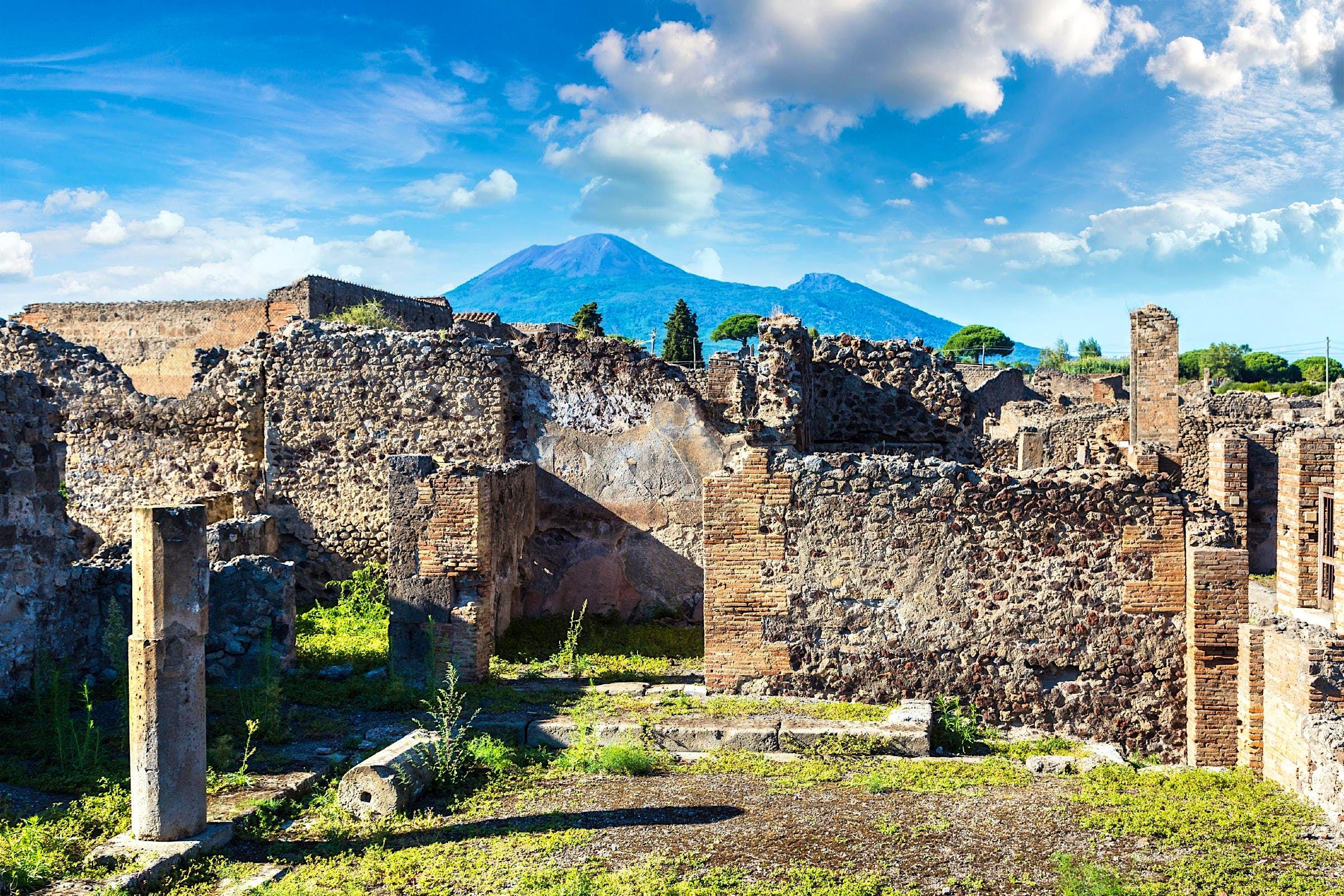 Travel News - pompeii