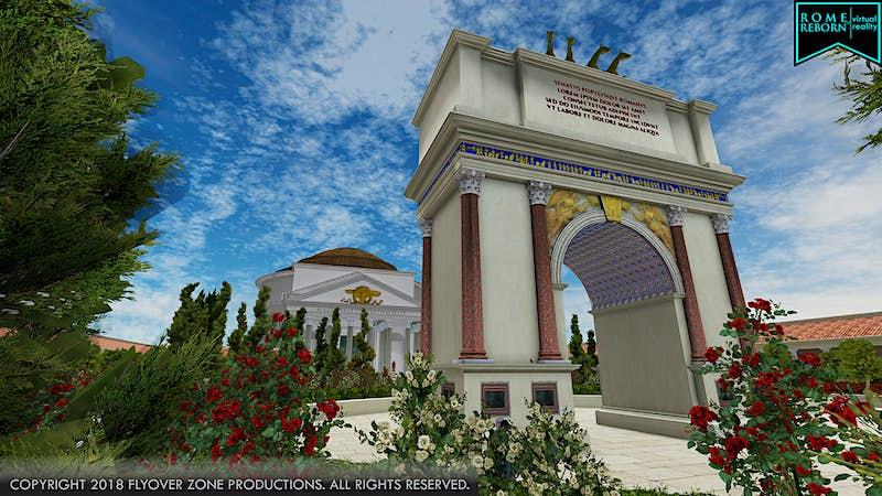 Travel News - Pantheon_plaza