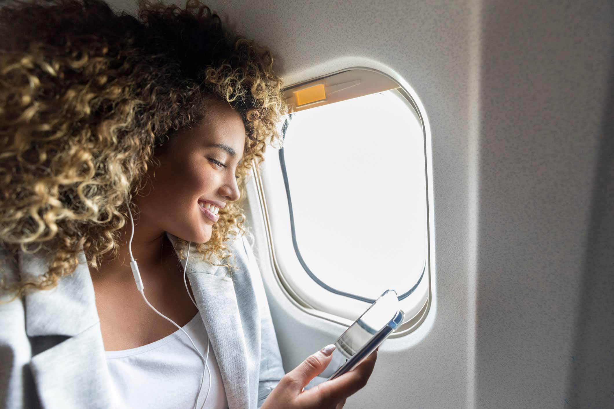 Forgetting to put your phone on airplane mode could cost you