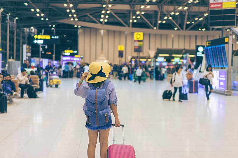 Travel News - airport