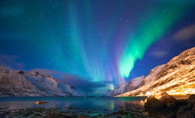 Travel News - best place to see northern lights 2019