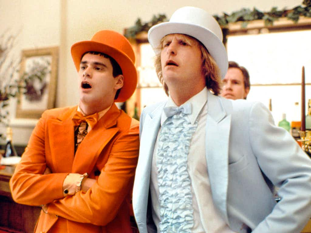 Tuxedos are included in this $10,000 luxury Dumb and Dumber hotel package