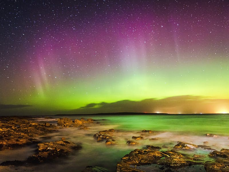 Travel News - northern lights