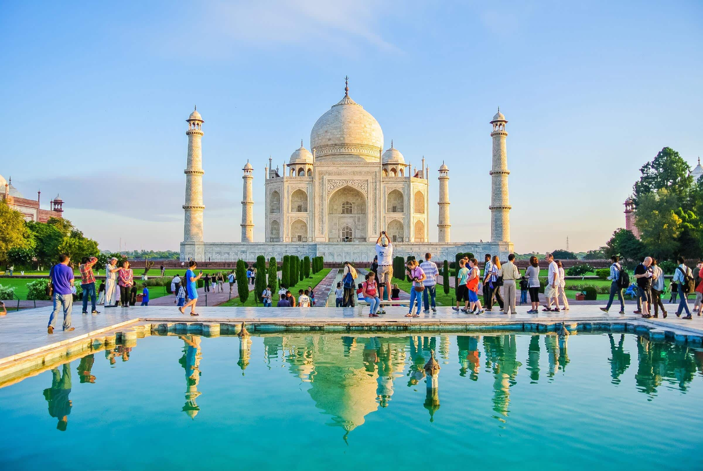 Visiting the Taj Mahal is now going to cost travellers more