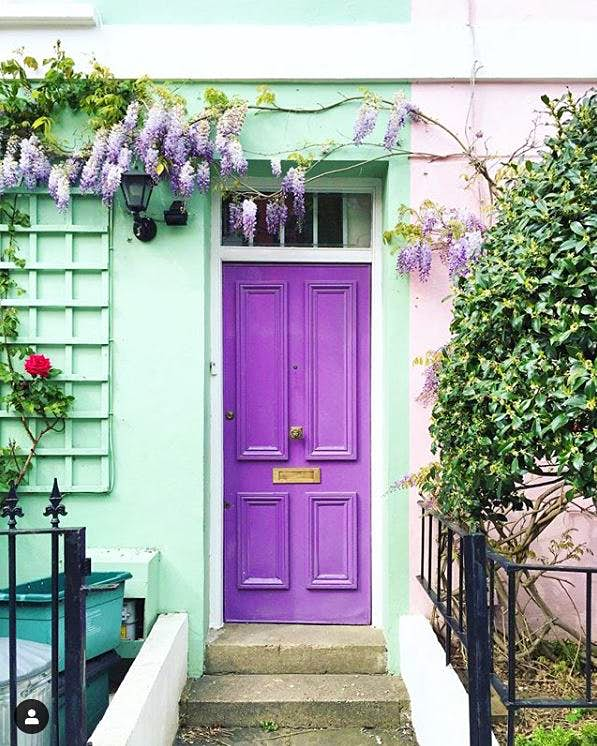 Londons Most Unique Doors Are The Stars Of This Instagram