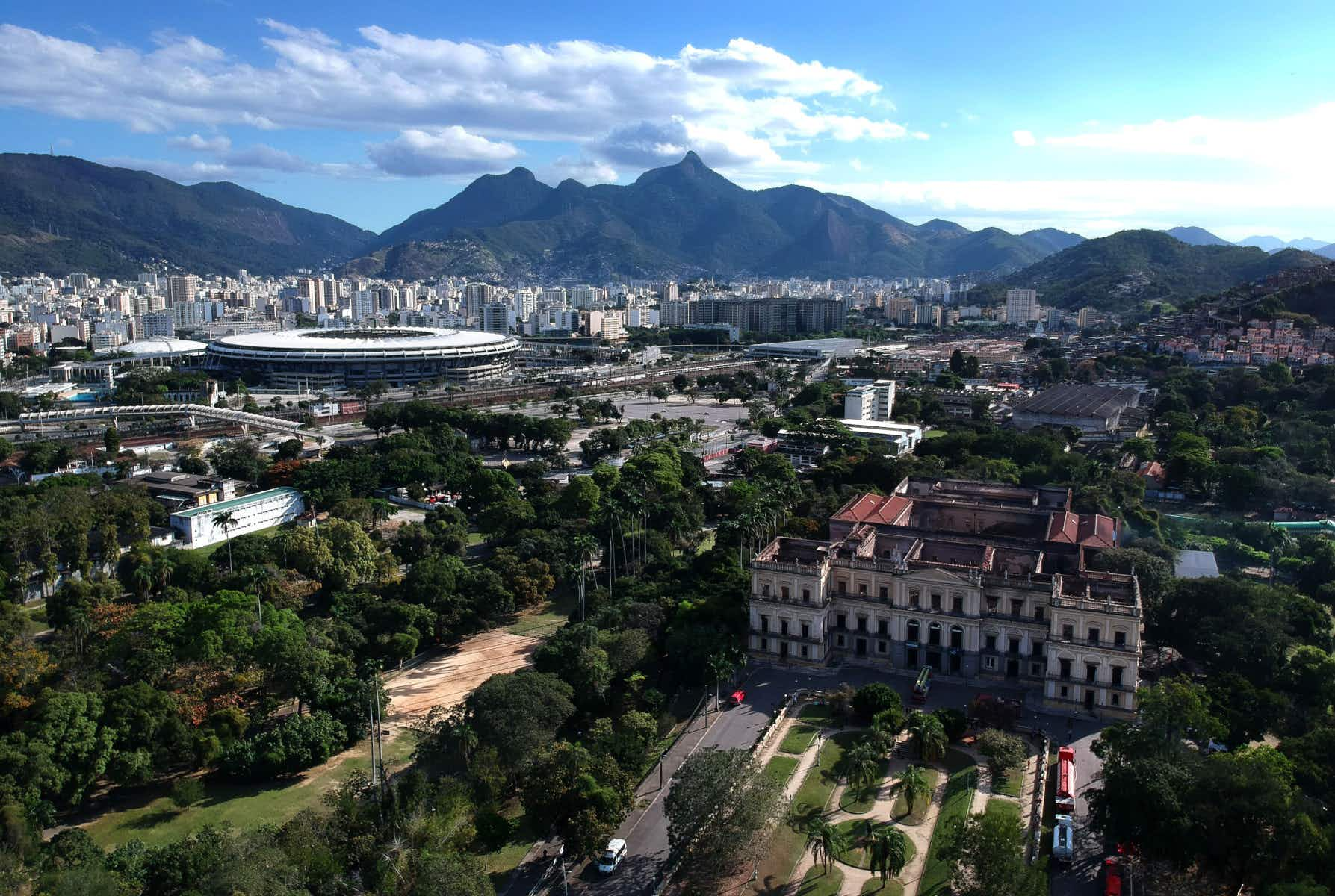 Brazil's National Museum gets a second life online thanks to Google