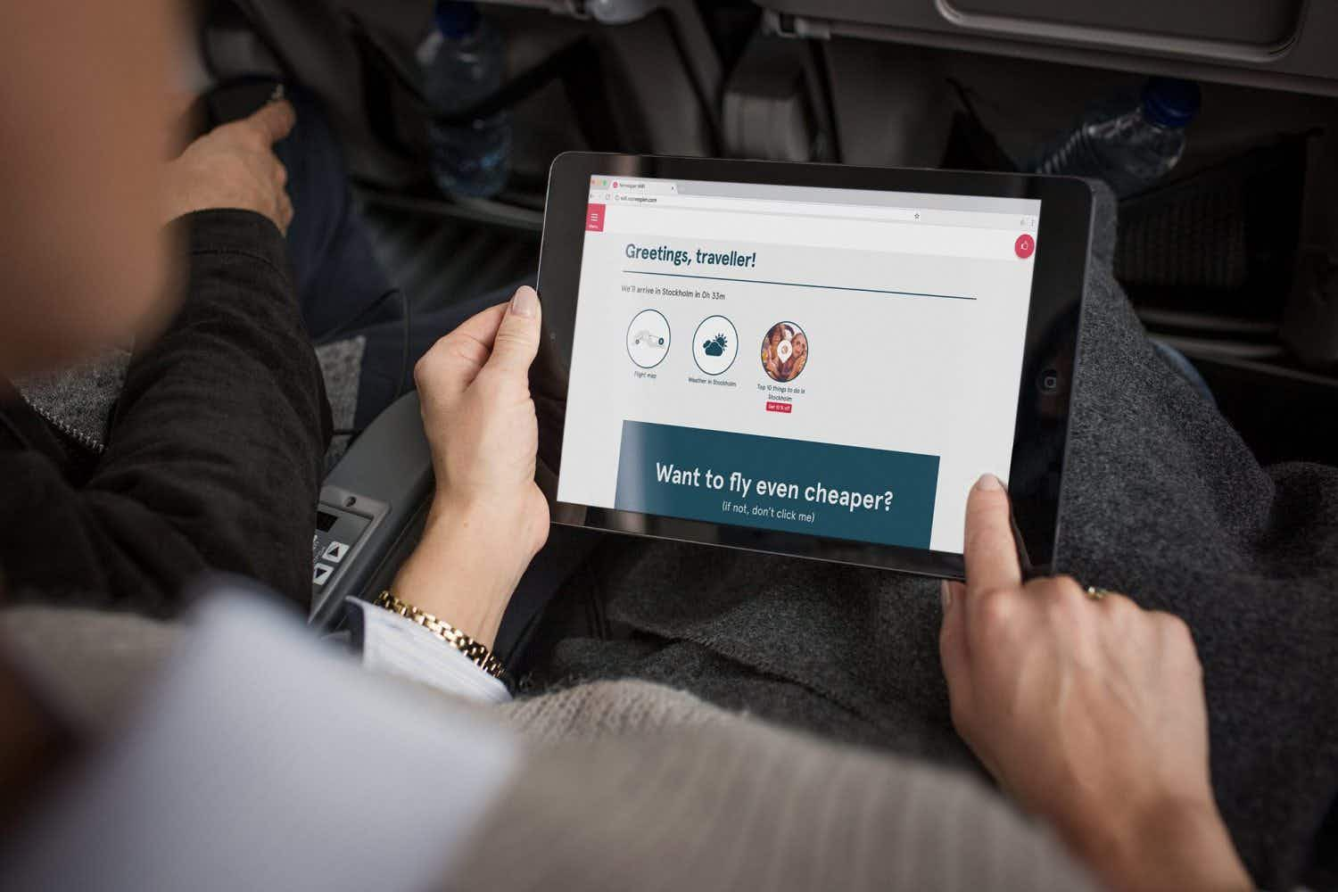 Passengers on low cost airline Norwegian to get free Wi-Fi on long haul flights