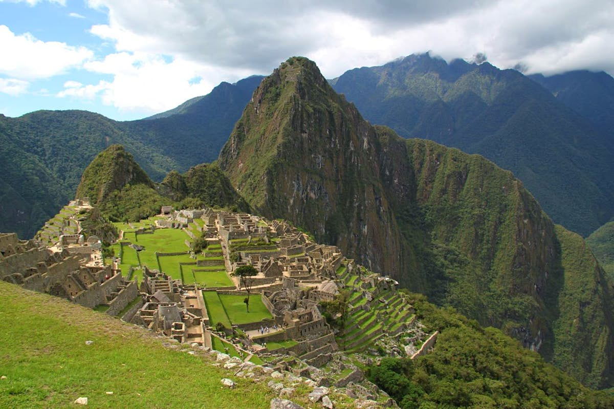 Cycle and hike your way around Machu Picchu and the Sacred Valley
