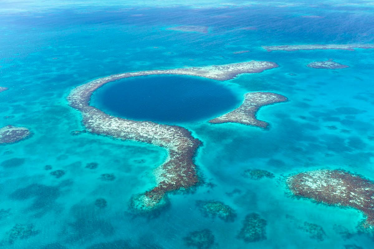 We now know what's at the bottom of Belize's Blue Hole - Lonely Planet