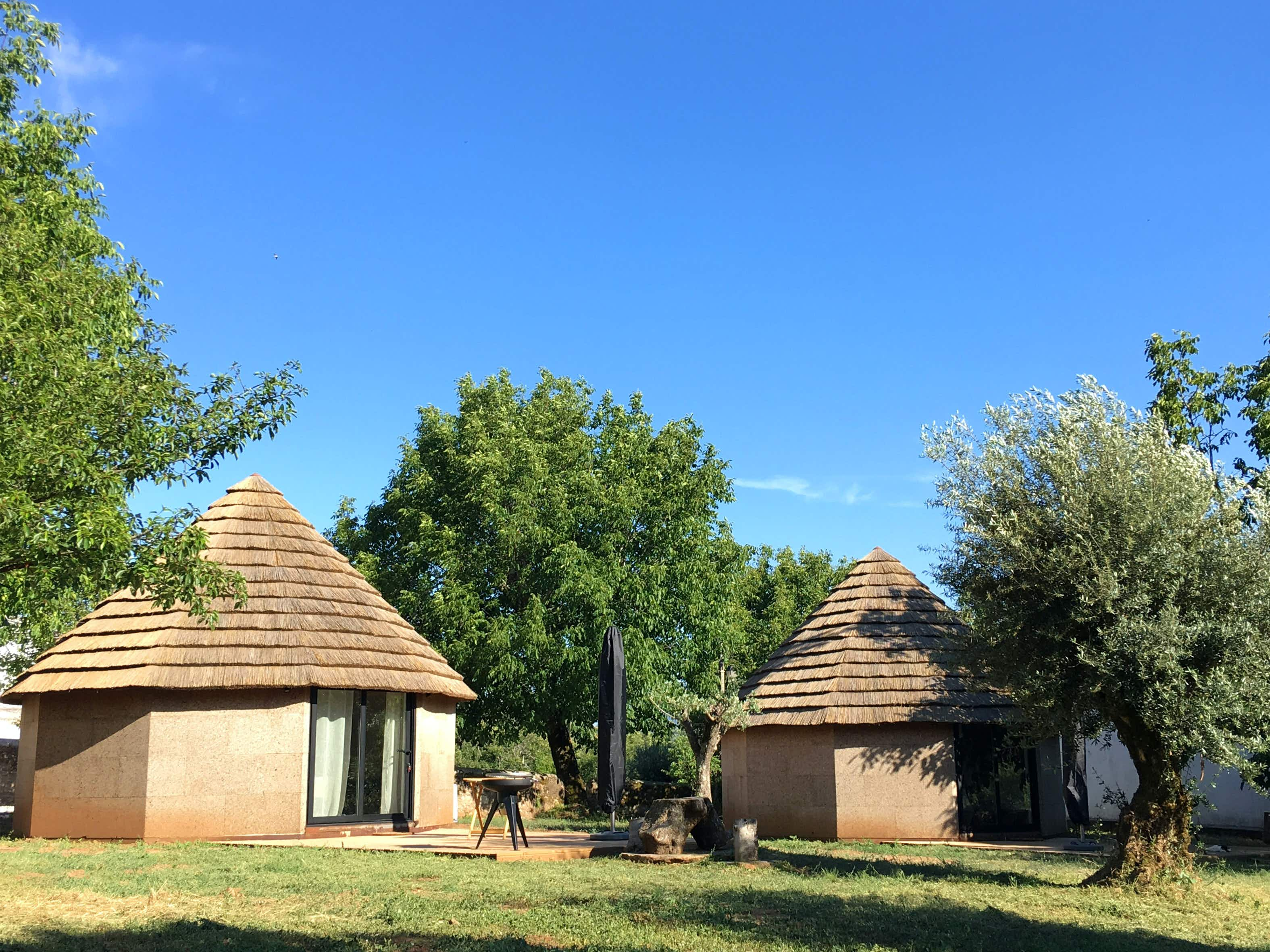 Check out Portugal's new eco-glamping accommodation in Alentejo this summer