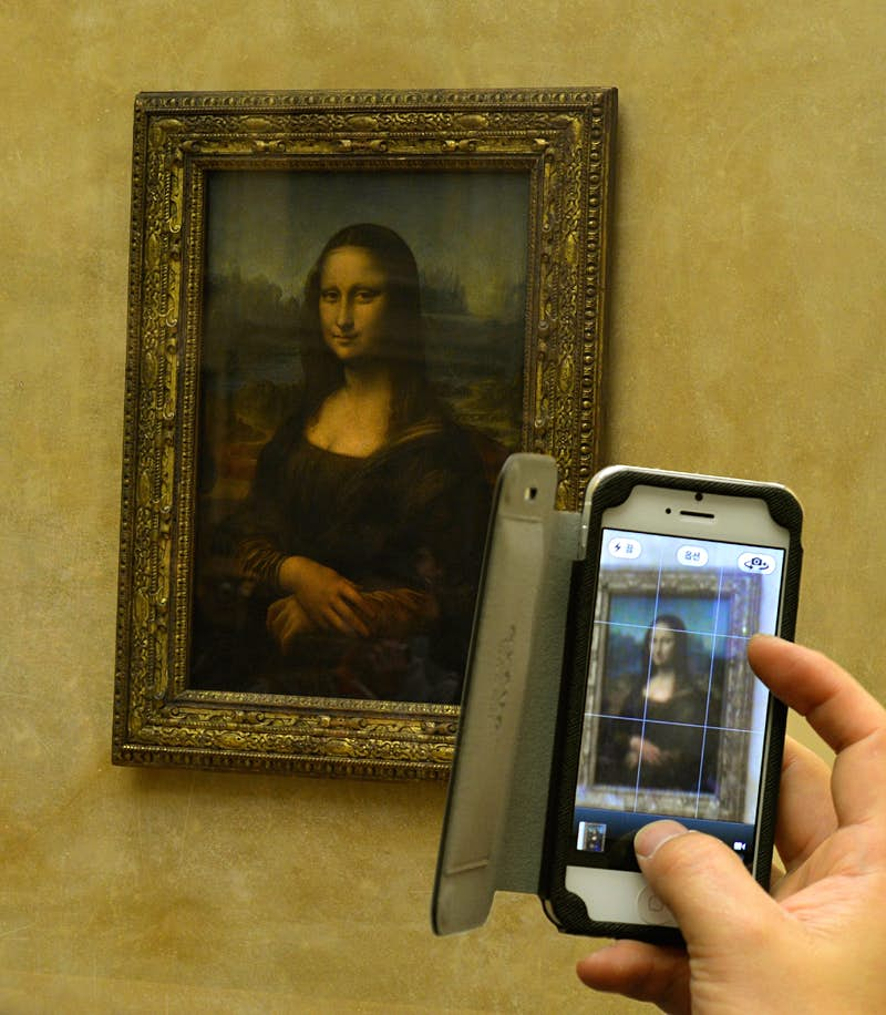 Travel News - mona lisa