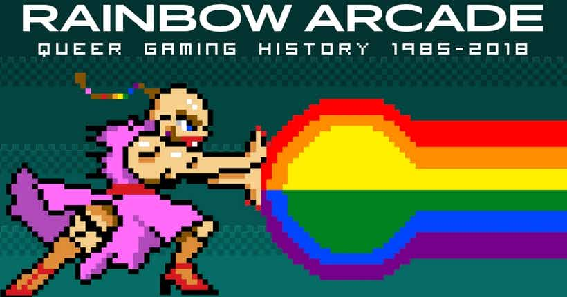 First exhibition of LGBTQI gaming history opens in Berlin