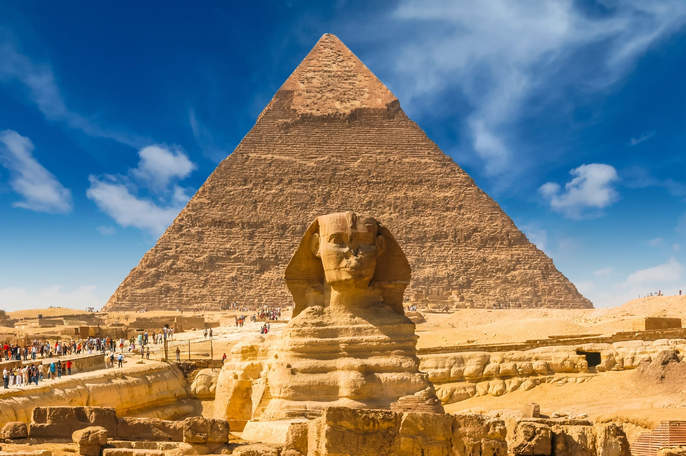 It S About To Get Easier To Visit Egypt S Pyramids Of Giza With The Opening Of A New Airport Nearby Lonely Planet