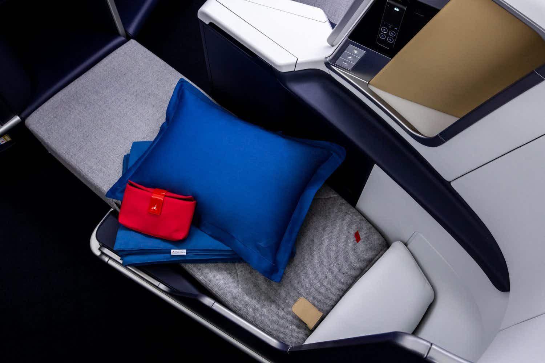 Peek inside Air France's new cabins